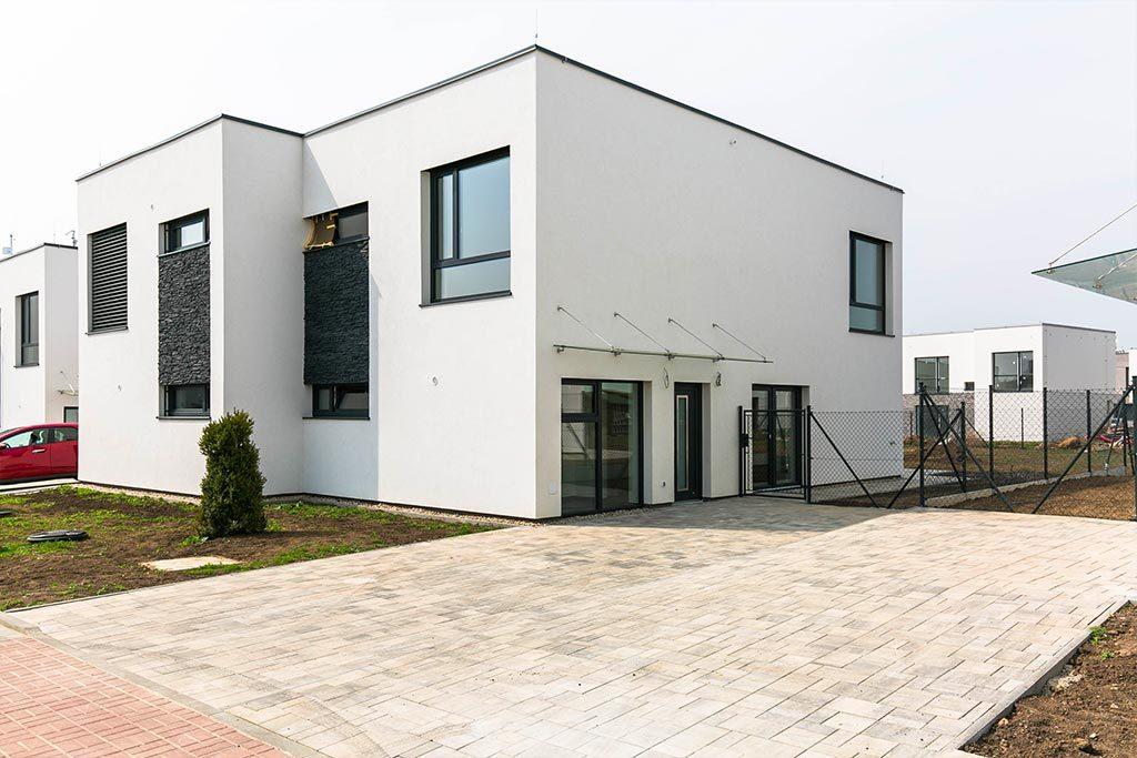 Domy ve Staré Boleslavi - referenční standardy domy K