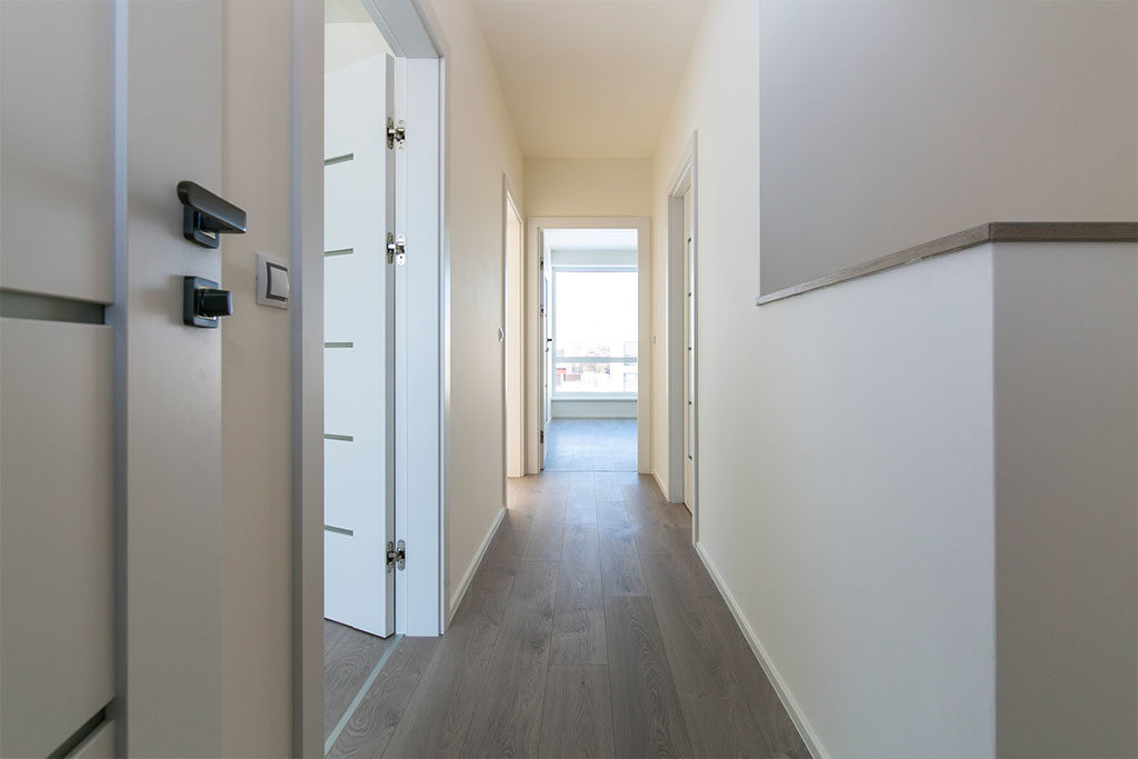 Domy ve Staré Boleslavi - interiér dům K1