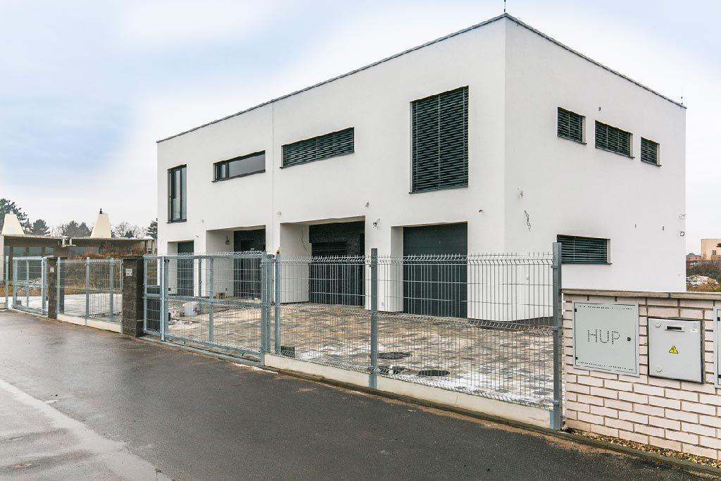 Domy ve Staré Boleslavi - referenční standardy domy F
